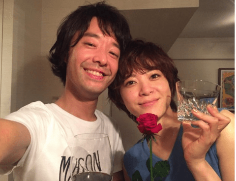 Ueno Juri and TRICERATOPS' Wada Sho Get Married!