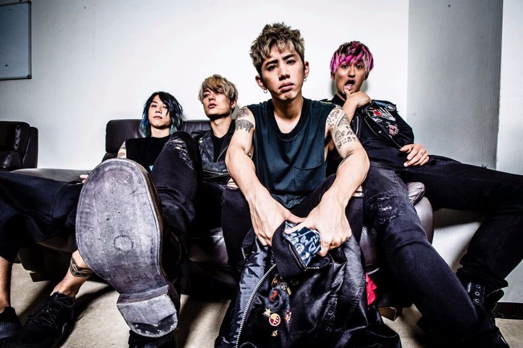 ONE OK ROCK Wins Best Japanese Artist Award at the 2016 MTV Europe Music Awards