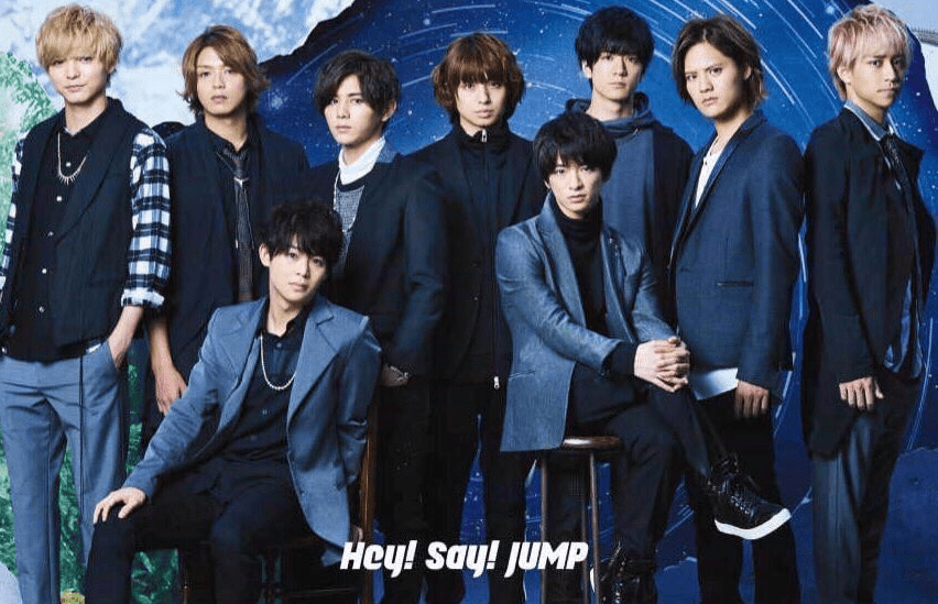 how to ve a hey say jump fanclub member