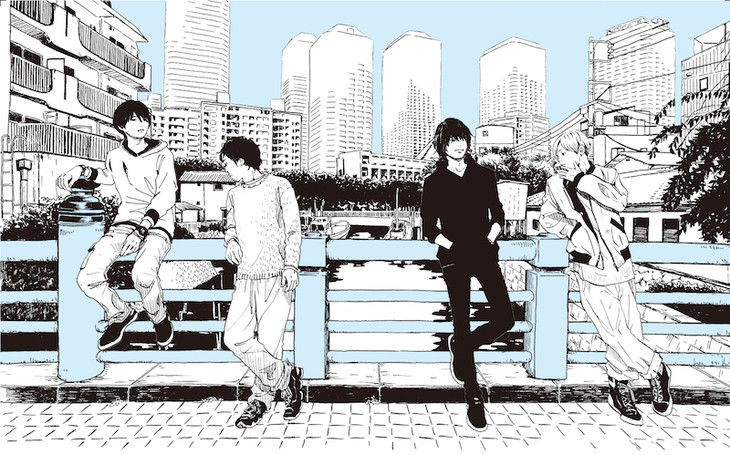 Bump Of Chicken Dazzle With Animated Pv For New Song