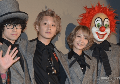 SEKAI NO OWARI's Saori gets married, Nakajin is engaged!