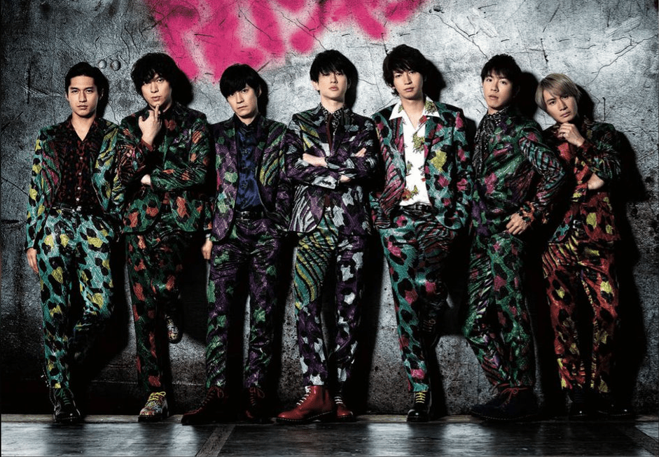 Kanjani8 announces new album, DVD and Dome Tour this summer