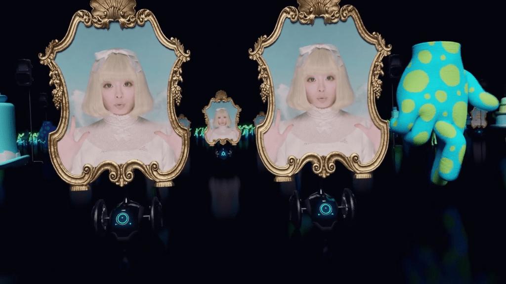 """Kyary Pamyu Pamyu releases new PV for """"Harajuku Iyahoi"""""""