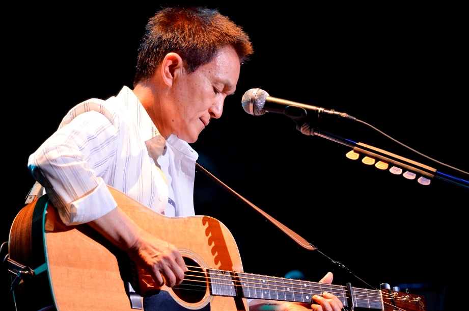 Kazumasa Oda pens a new song for the latest NTT Higashi Nihon Commercial