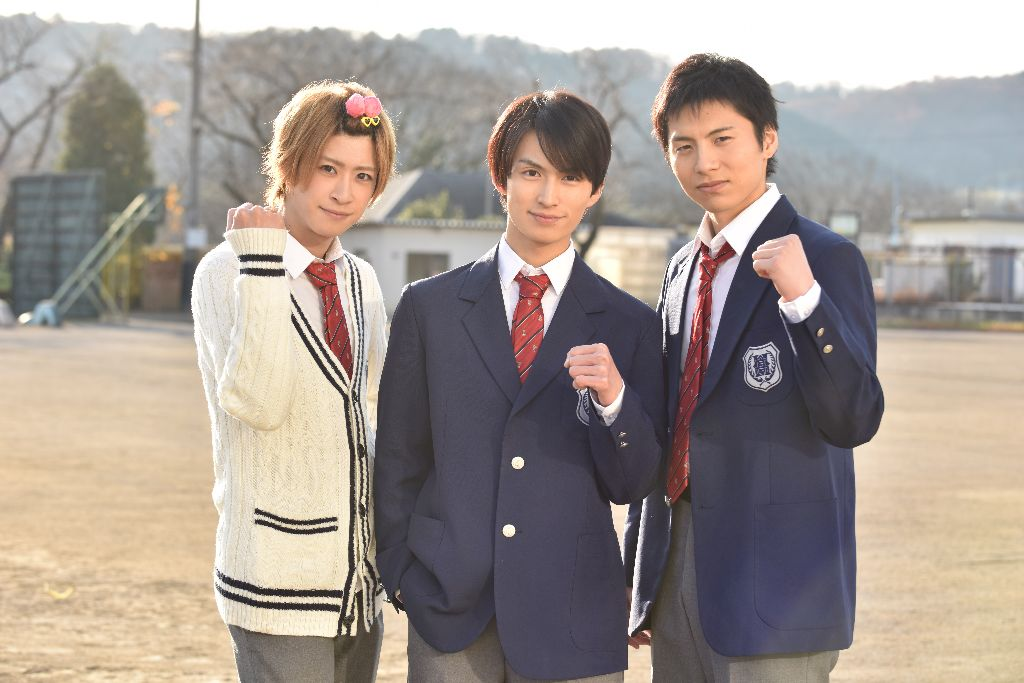 [Exclusive] Interview with SWIM!'s Ryo Matsuda, Shuto Miyazaki, and Tomoru Akazawa