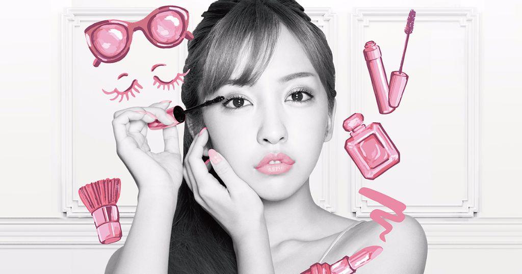 "Tomomi Itano discovers hashtags for new single ""#Ii ne!"""