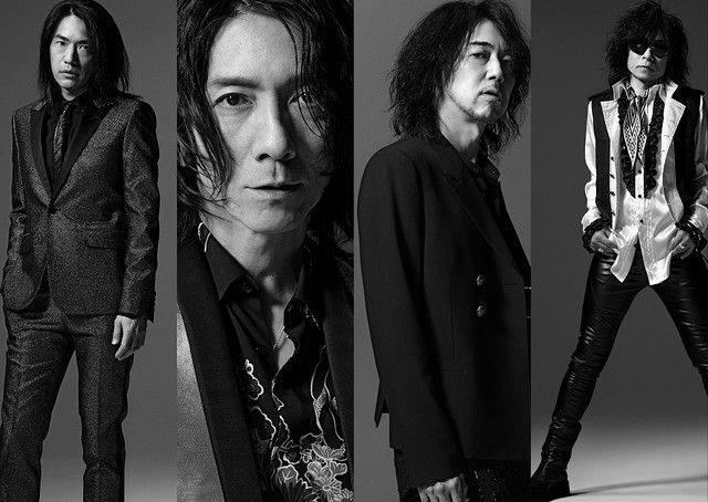 THE YELLOW MONKEY to release a 'New' Best Album in May