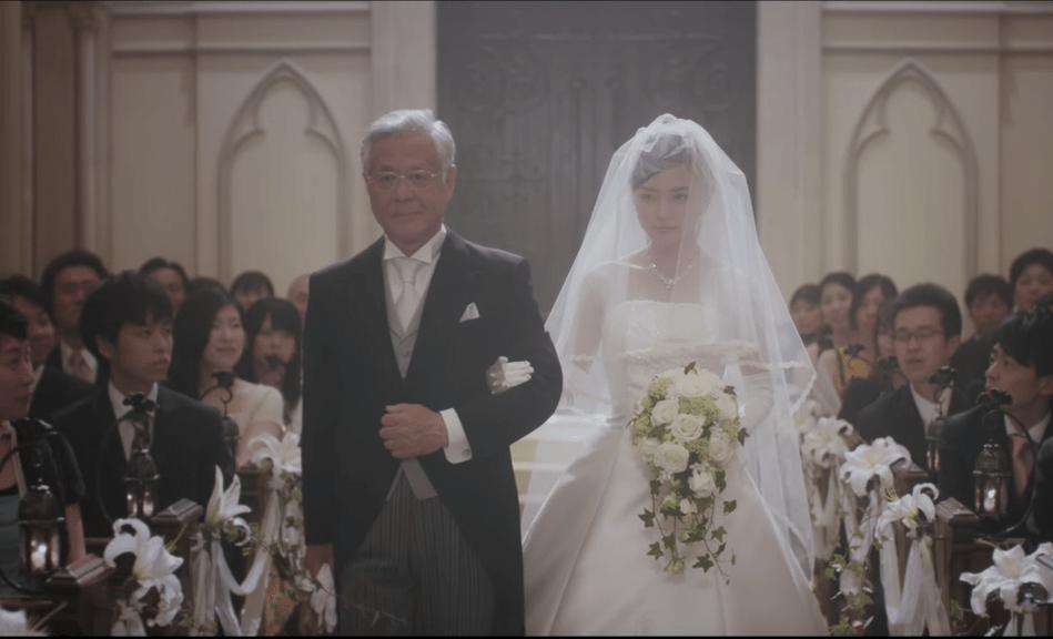 "Erina Mano gets married in May J's MV for ""Haha to Musume no 10,000 Nichi – Mirai no Tobira"""