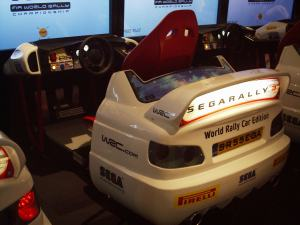 Sega Rally 3 - Super Deluxe