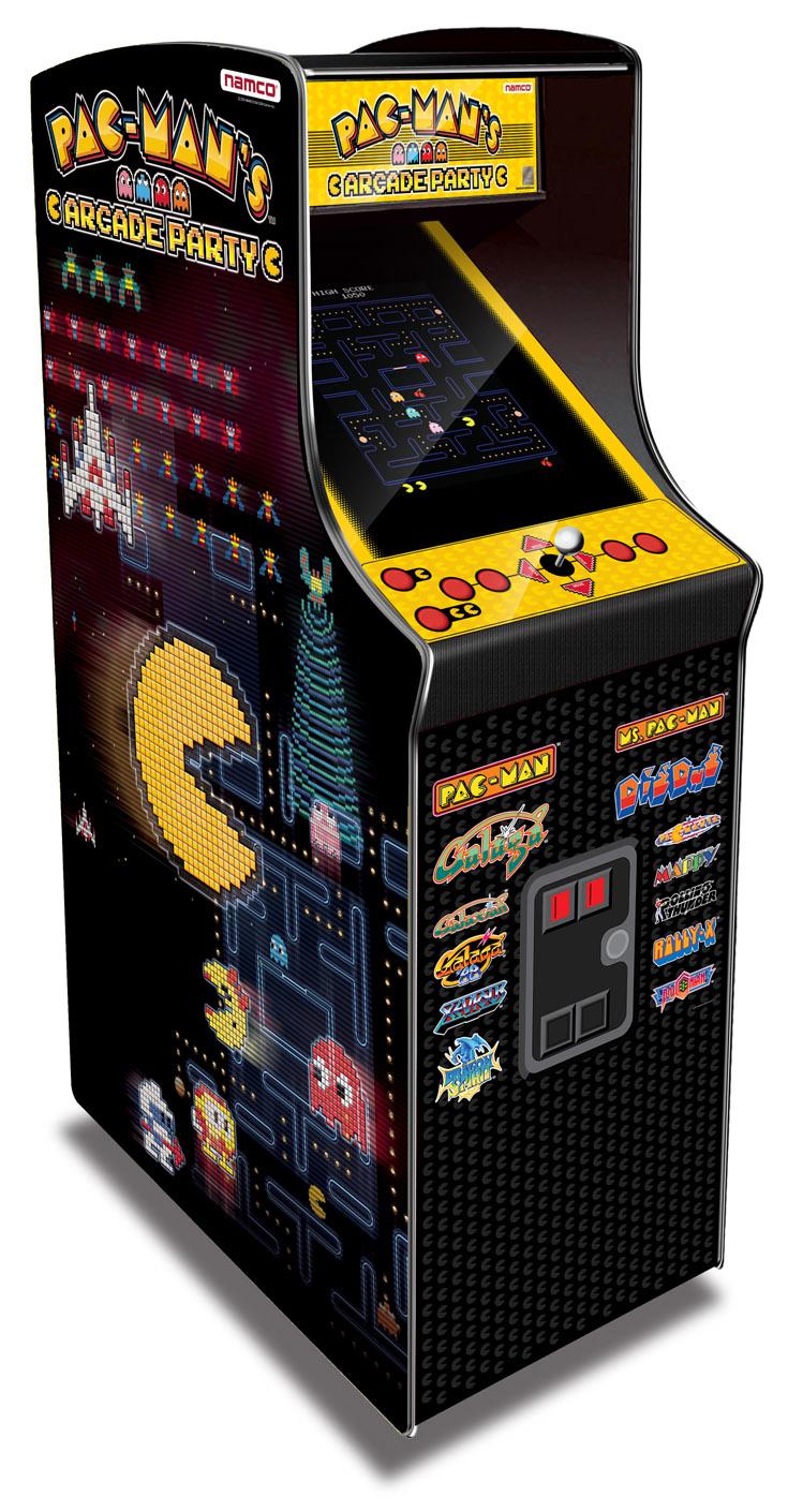 this screenshot brings back visceral memories of long childhood days spent playing pac-man