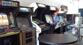 Time Masheen Arcade Open in Chehalis, WA