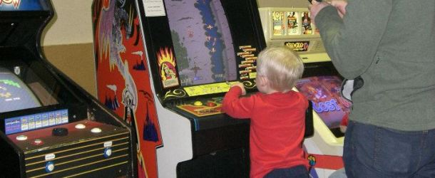 The Louisville Arcade Expo 2013