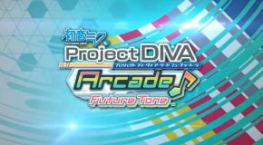 Sega Stuff: Project DIVA Arcade Future Tone on Test; Sega Card GEN MLB 2013 release ; Maimai Green Update