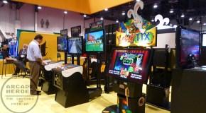 Amusement Expo 2014 Part 1
