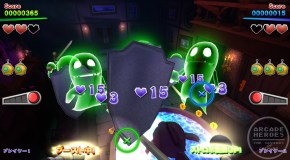 Now Fully Operational In Japan: Luigi Mansion Arcade & Crossbeats REV. Arcade