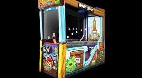 Play Mechanix & ICE Team Up For Angry Birds Arcade – D&B Exclusive Through Labor Day