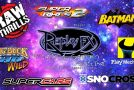 Pennsylvania Arcade Update: ReplayFX Adds Raw Thrills; The Game Is Afoot Arcade Opens in Warrington, PA