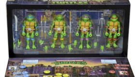 Newsbytes: ColorDMD Updates; TMNT Arcade Action Figures; Atari updates NTG#85