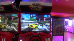 First Footage Of The New Cruis'n Redline by Nintendo & Raw Thrills