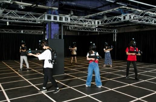 The Zero Latency VR Arena Now Open At The Tokyo Joypolis