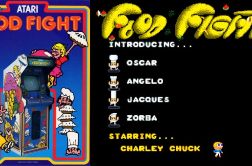 Lesser Known Arcade 'Mascots' (Atari, Exidy, Random)