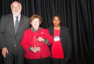 Disability Policy Seminar 2011 Barbara Mikulski Wins Distinguished Leadership in Disability Policy Award
