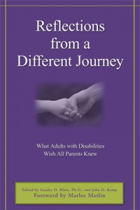 Reflections From a Different Journey Book Cover
