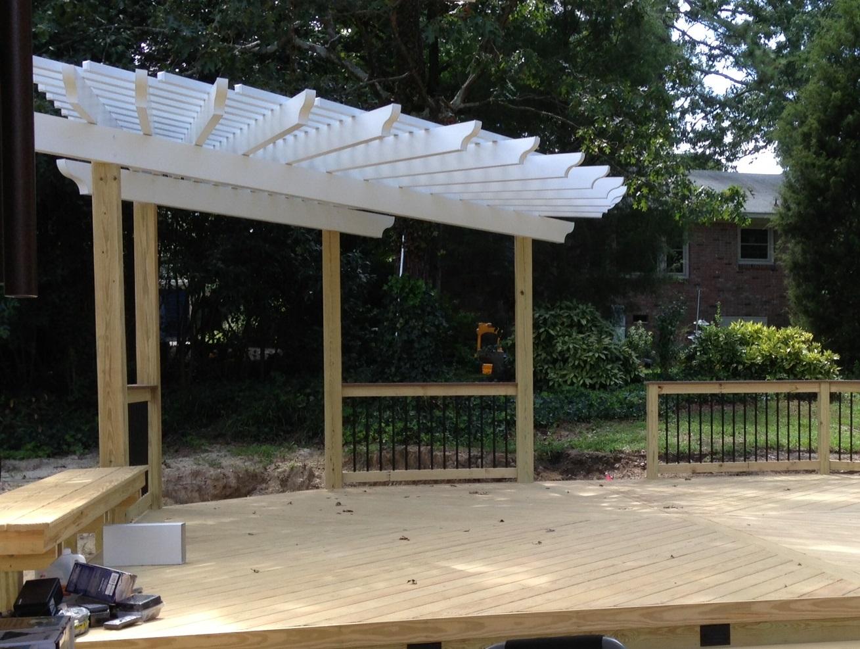 Fullsize Of Deck With Pergola