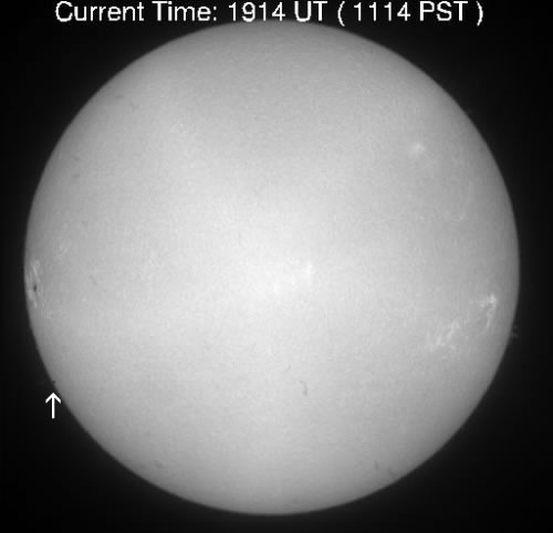 Mercury Transit