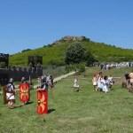 Bulgaria's Yambol Reenacts Thracian – Roman Battles in Ancient Thracian City Kabyle