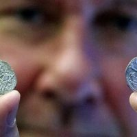 Silver Coins from Second Bulgarian Empire Discovered in Rock City Perperikon near Kardzhali