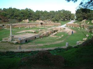 Carthage_amphitheatre Sainte Perpetue et Felicite