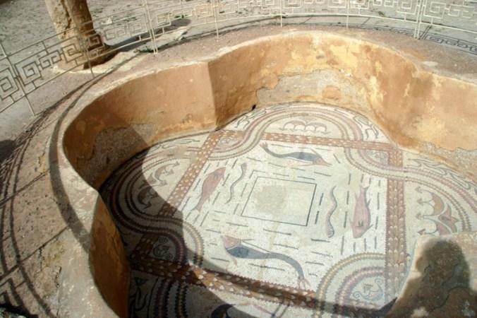 Baptistere de Sbeitla