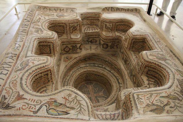 Baptistere de Sousse