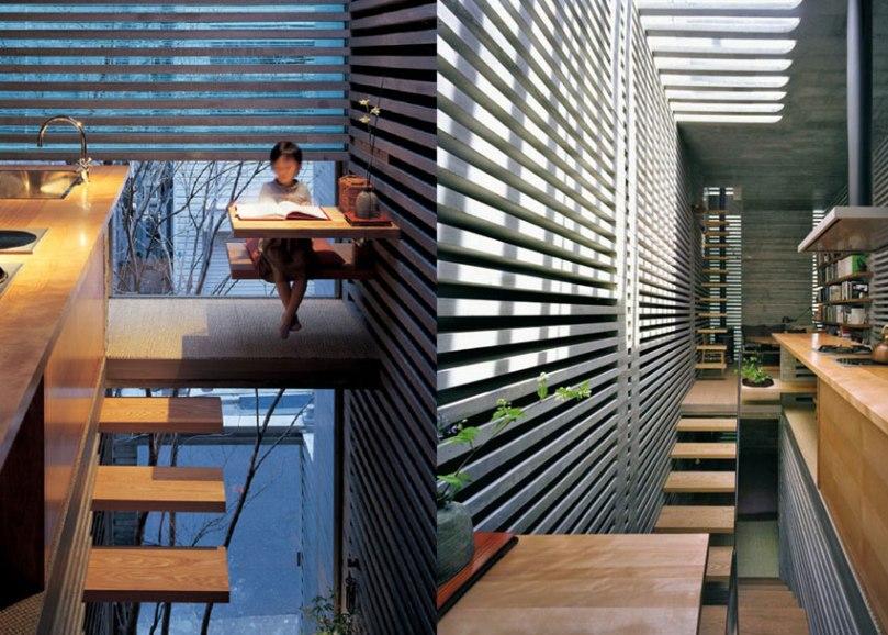 The layer house hiroaki ohtani architecture for Layer 7 architecture