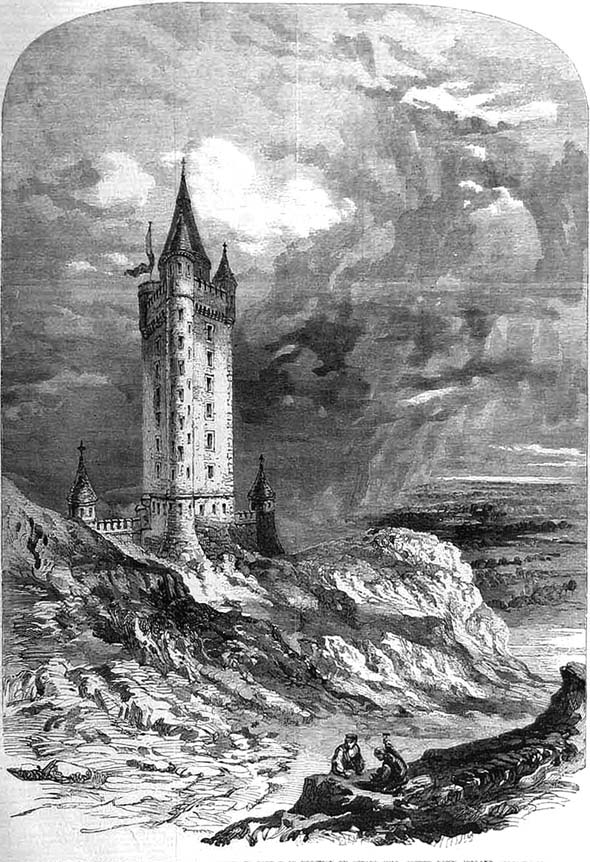 1857 - Scrabo Tower, Newtownards, Co. Down