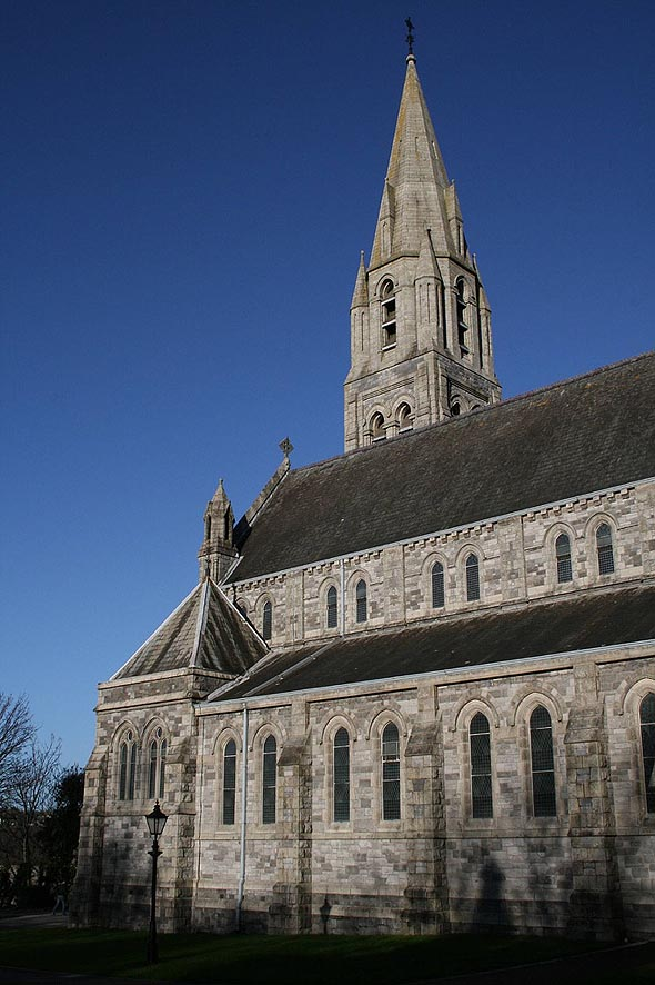 1905 church of st mary st michael new ross co for Ross architecture