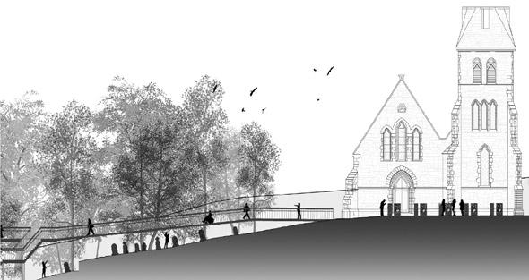 St. James Graveyard Feasibility Study