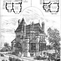 1875 - House, Upper Norwood, London