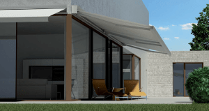 shan awning system installed in auckland