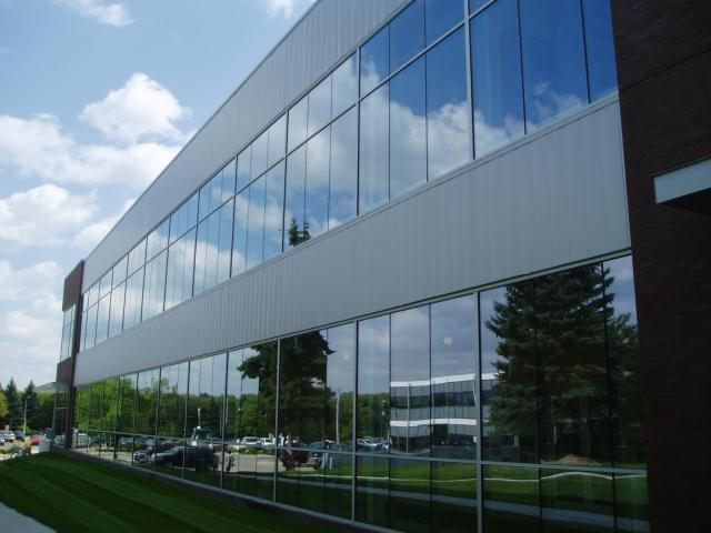 Fargo Public Library Architectural Panel Systems