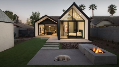 House Extensions: Amazing Small Home Renovation In Phoenix - Architecture Beast