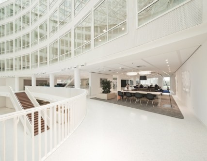 Eneco headquarter, Rotterdam / The Netherlands
