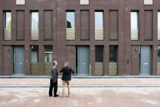 34 dwellings, in Goes / The Netherlands by Pasel.Kuenzel architects