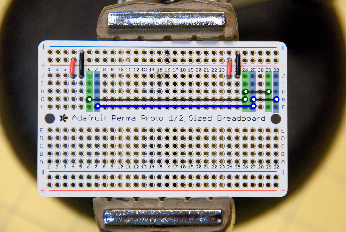 The Counting Box Version Two Hahabird 3 Way Switch Breadboard And