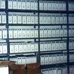 10. Instalación de los fondos documentales · San Andrés y Sauces