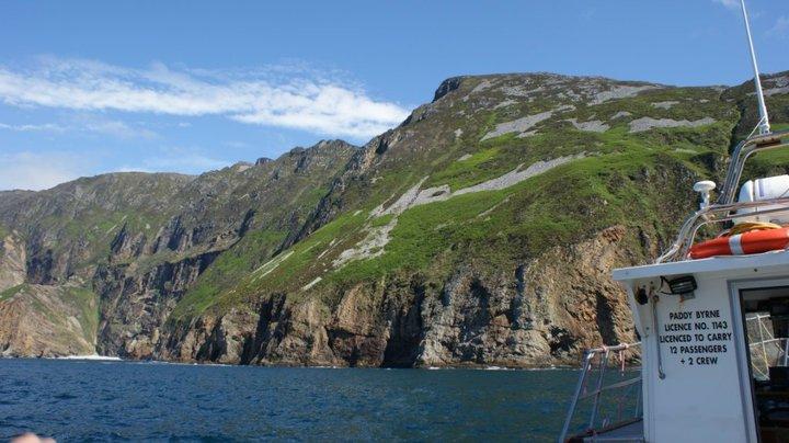 Sliabh Liag Boat Trips