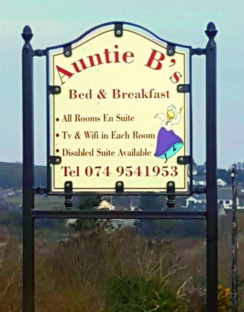 Auntie B's Bed and Breakfast