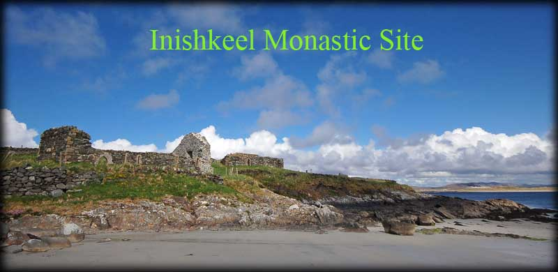 Pilgrimage to Inishkeel on 9th July.