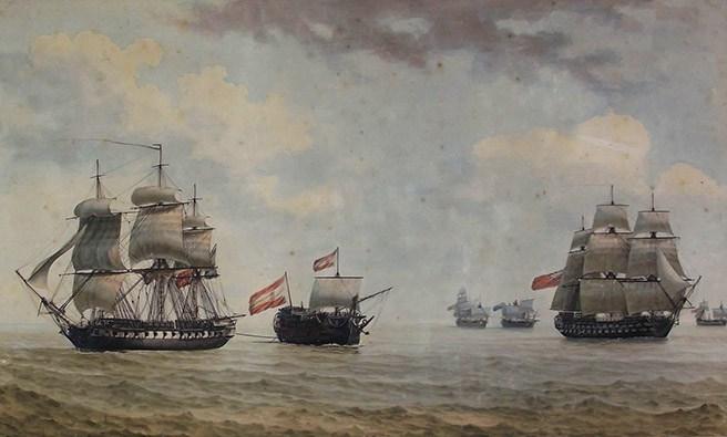 Unveiling of Spanish Armada Memorial Stone at Rosbeg